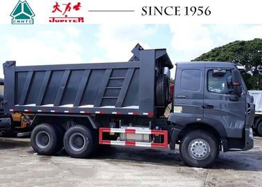 Heavy Duty HOWO Dump Truck 30 Tons Efficient For Transporting Loose Material